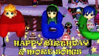 Happy Birthday & More Songs | Kids Songs | Nursery Rhymes | Baby Songs | Children Songs