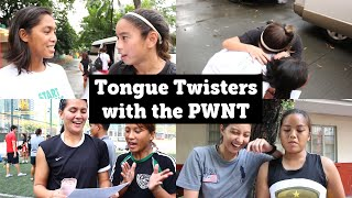 Tongue Twisters with the PWNT: Episode 1