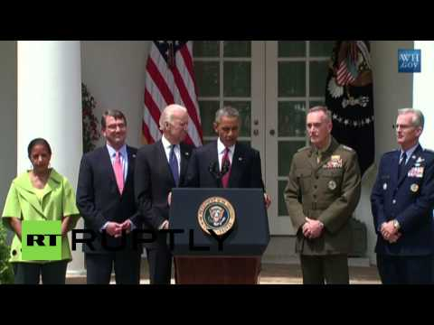 USA: Obama nominates Gen. Joseph Dunford to be new Joint Chiefs chairman