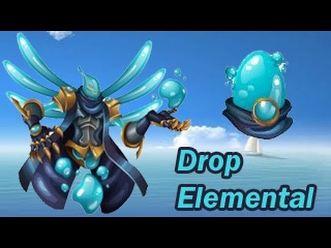 Drop Elemental Monster In Monster Review Eggs Level Up
