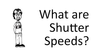 Ask David: What is a Shutter Speed?