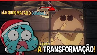 """A PENNY VAI VOLTAR PRA CASCA? """"A Transformação"""" (T06E23 - REVIEW) - O Incrível Mundo de Gumball"""