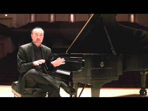 Jon Kimura Parker: Mendelssohn Piano Concerto No. 1 in G Minor (Concerto Chat)