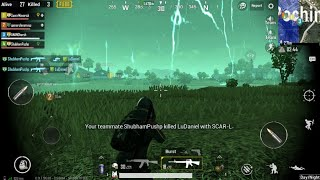 Pubg gameplay || funny moment in last circle|| easy win