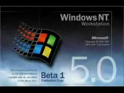 Historia del Arranque de Windows(Sonidos e Imagenes)