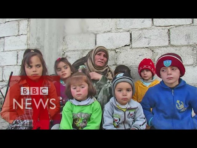Syria: What is life like in Madaya? BBC News