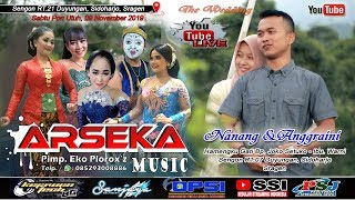 Live Wedding Nanang & Anggraini ARSEKA MUSIC || BG AUDIO - Sengon RT.21 Duyungan 09/11/2019