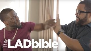 Kevin Hart Takes On Stormzy In A Rap Off | The LAD bible