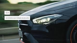 Mercedes-Benz | Découvrez le Nouveau CLA Coupé
