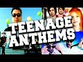 Best 50 Teenage Anthems of the 2000