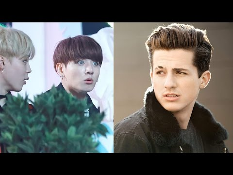 Charlie Puth Liked BTS Jungkook's Cover of His Song!