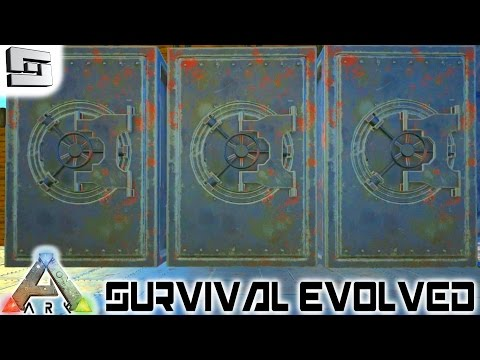 ARK: Survival Evolved - VAULTS AND SOTF ANNOUNCEMENT!! E46 ( Gameplay )