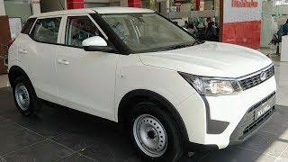 Mahindra xuv 300 Base model w4 2019 detailed review