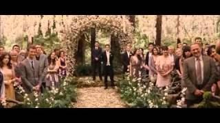 Twilight Saga_ Breaking Dawn - Edward and Bella Marriage