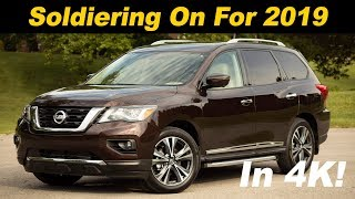 2019 Nissan Pathfinder - Nissan's Family Hauler Soldiers On