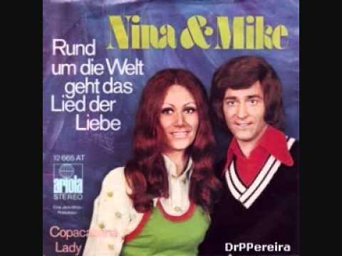 Nina - Rund Um Die Welt Geht Das Lied Der Liebe