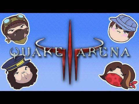 Quake III Arena - Steam Rolled