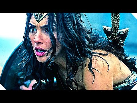 WONDER WOMAN (Gal Gadot, 2017) - Teaser TRAILER # 2