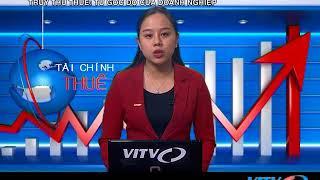 VITV - Tài chính thuế -Truy thu thuế: Từ góc độ của doanh nghiệp