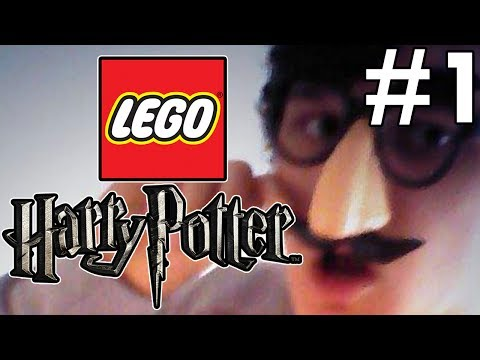 Ronald de magiër! - Lego Harry Potter met Ronald - Deel 1
