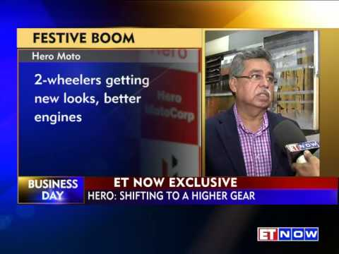 Hero's Big Festive Bet: Pawan Munjal Says New Launches To Drive Volumes