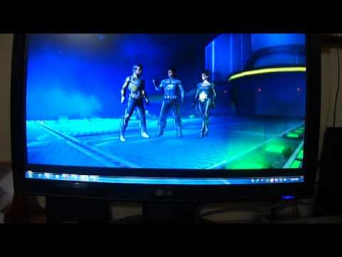 How To Play Ps2 Ra.one: The Game  On Pc Computer Gameplay video