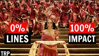 Powerful Bollywood Movie Scenes That Required No Dialogues