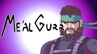 Whoops... Me'al Gurr (A Metal Gear Parody)