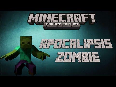 Minecraft PE APOCALIPSIS ZOMBIE