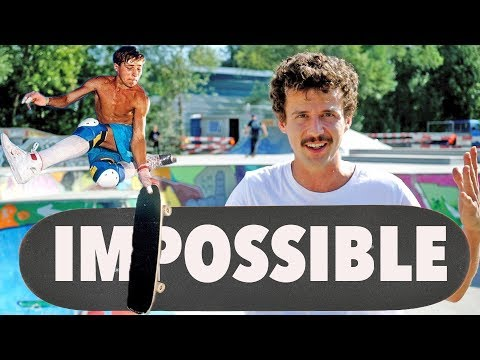 Impossible Tricks Of Rodney Mullen | Episode 6