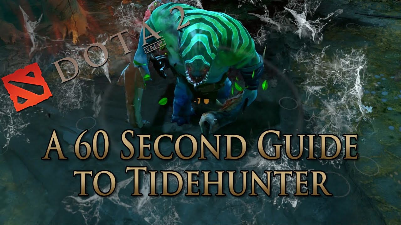 Tidehunter Dota 2 Item Build Dota 2 Guide Tidehunter Done