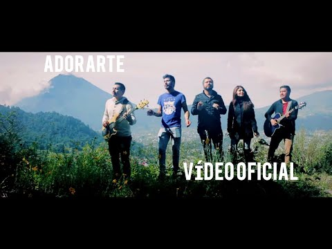 Adorarte - Banda Huellas (Tema Original - Video Oficial)