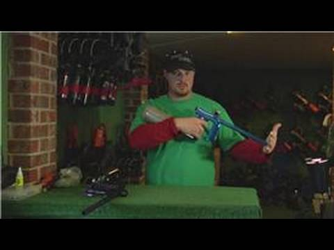 Paintball Guns : How to Make Paintball Gun Silencers