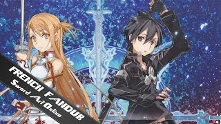 Sword Art Online : Kirito & Asuna VS Illfang - French Fandub