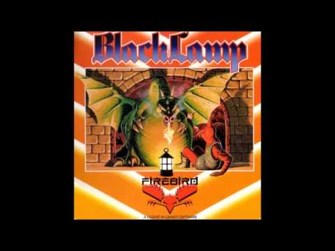 Larsec - Black Lamp (Come and Claim it!)