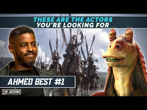 Sad interview with the actor who played Jar Jar Binks