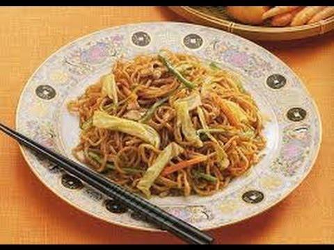 Receta: Espagueti Asiatico Con Verduras - Silvana Cocina Y Manualidades