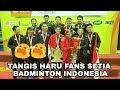 MENANGIS! INI MOMENT KEMENANGAN TIM BATC INDONESIA2018