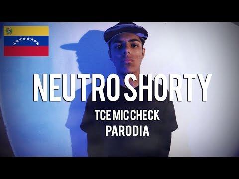 Neutro Shorty - Untitled [ TCE Mic Check ] (PARODIA) | Adrián Duno.
