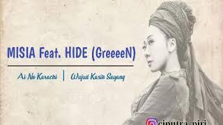 MISIA feat. HIDE GreeeeN - Ai No Katachi_ dan terjemahan