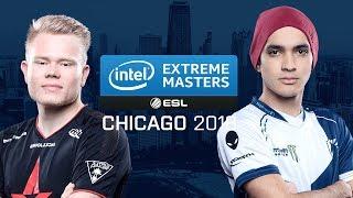 CS:GO - Astralis vs. Team Liquid [Inferno] Map 3 - GRAND FINAL - IEM Chicago 2018