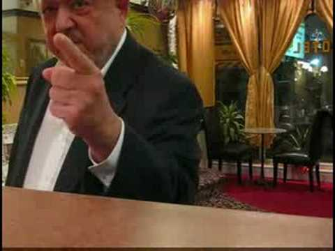 Hotel Guy Taunts Crazy Old Man Part 1 Lol Funny video