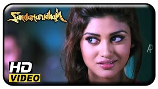 Udhayam NH4 - Sandamarutham Tamil Movie - Oviya flirts with Imman Annachi