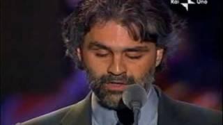 Watch Andrea Bocelli En Aranjuez Con Tu Amor video