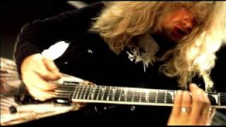Watch Megadeth Head Crusher video