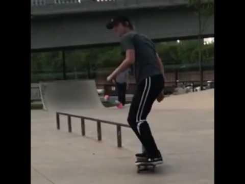 The mixtapes of @vince_1k are 🔥 | Shralpin Skateboarding