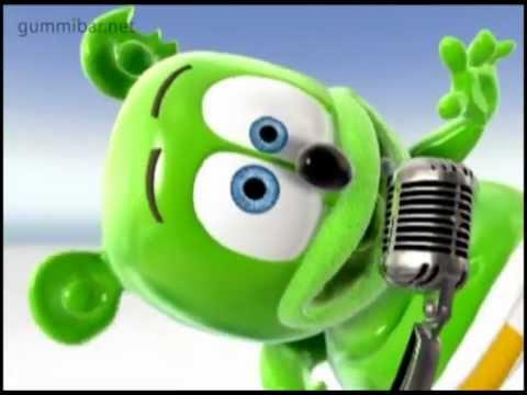 Eu Sou O Gummy Bear - Gummy Bear Song Brazilian Osito Gominola Brazil Som Livre Brasil