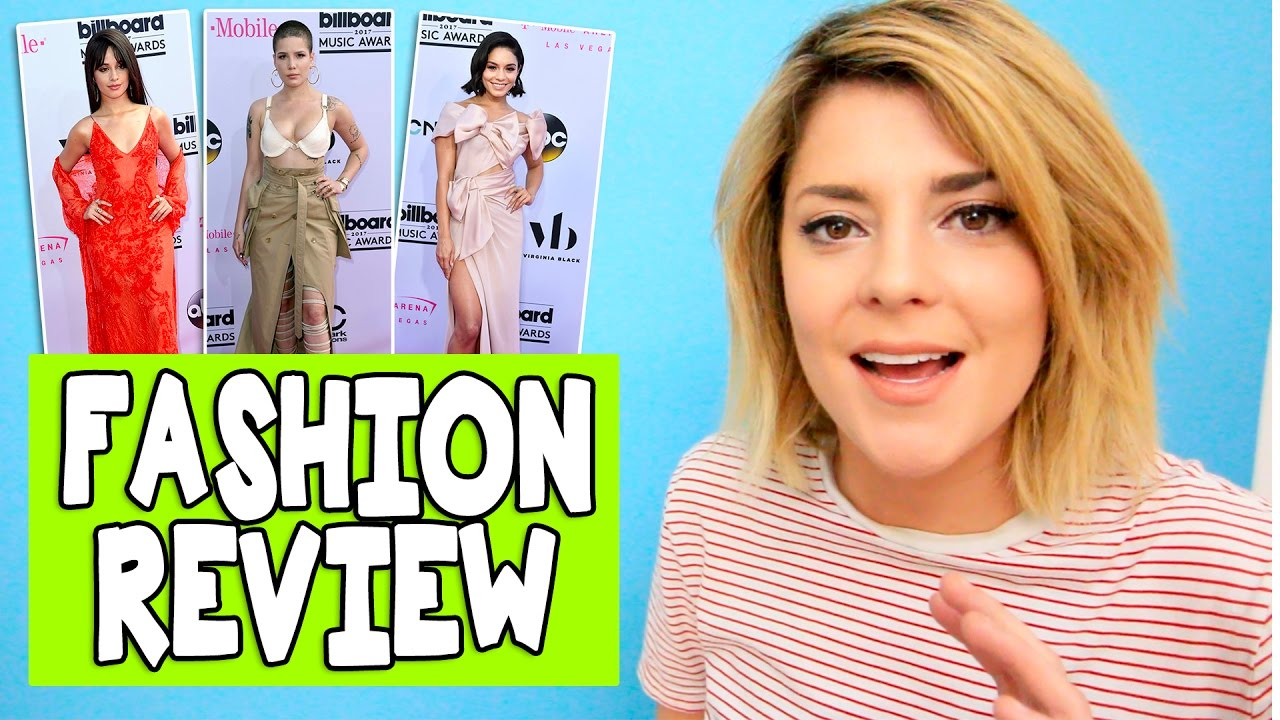 BBMAS FASHION REVIEW // Grace Helbig