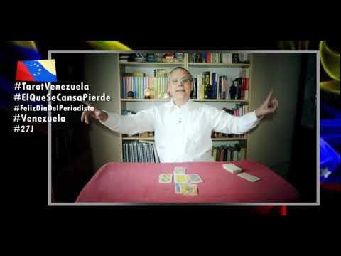 Predicciones y Lectura del Tarot para Venezuela - 27 junio 2014 - Ricardo Latouche Tarot