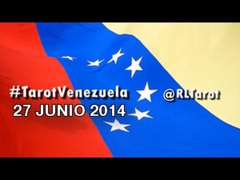 ... del Tarot para Venezuela - 27 junio 2014 - Ricardo Latouche Tarot